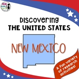 United States Research: New Mexico (Printable AND Digital Options!)