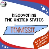 United States Research: Tennessee (Printable AND Digital Options!)