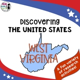 United States Research: West Virginia (Printable AND Digital Options!)