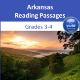 U.S. States: Arkansas Reading Passages