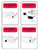 U.S. States & Capitals Resource Packet