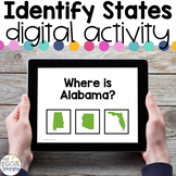U.S. States - Digital Activity - Distance Learning for Spe