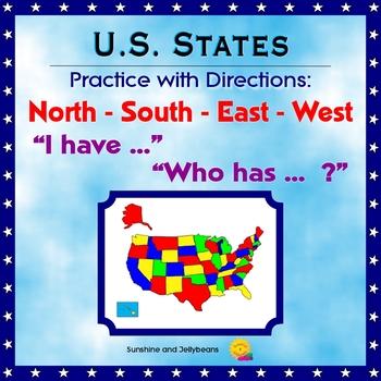 U.S. States - \