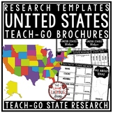 50 US States Report -United States Research Report [United States Geography]
