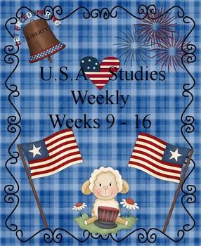 U.S. Studies Weekly Weeks 9-16 Cloze Passages