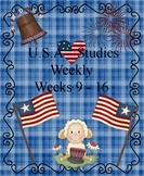 U.S. Studies Weekly Weeks 9-16 Cloze Passages