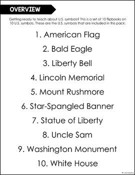 U.S. Symbols