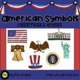 US Symbols and Landmarks Activities | Distance Learning
