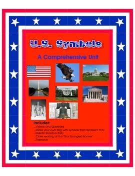 U.S. Symbols - A Comprehensive Unit