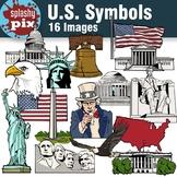 U.S. Symbols Clipart