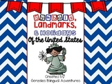 U.S. Symbols, Landmarks, and Holidays BILINGUAL