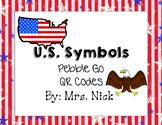U.S. Symbols QR Pebble Go Cards