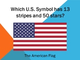 U.S Symbols Review Slideshow/PowerPoint