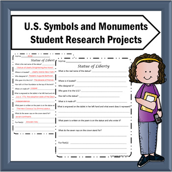 U.S. Symbols and Monuments Project