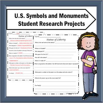 U.S. Symbols and Monuments Project