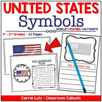 U. S. Symbols for the Upper Primary Grades {Posters, Mini