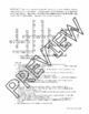 U.S. Constitution Activities US Crossword Puzzle and Word Search Find