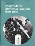 U S WOMEN IN AVIATION 1930-39
