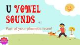U Vowel Learning Power Point