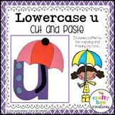 Letter U Craft {Umbrella}