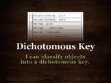 U14 D03 - Dichotomous Key Equipment Lab (Variation and Ada