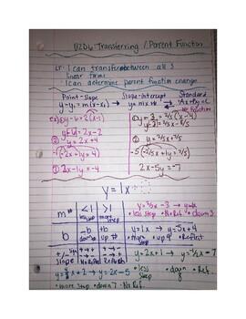 U2D6 Teacher Notes
