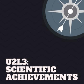 U2L3: Scientific Achievements
