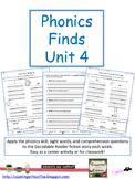 U4 Phonics Finds
