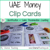 UAE Money Clip Cards