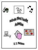 UCK-UTE WORD FAMILY ACTIVITIES