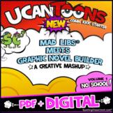 UCanToons Vol #1: Kick-Start Comic Creator Narrative Writi