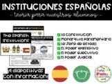 UD Instituciones Españolas para 5º y 6º de Primaria