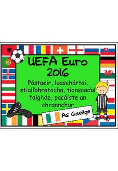 UEFA Euro 2016 Achmhainní Múinteoireachta