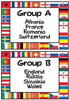 UEFA Euro 2016 Bumper Pack (Irish and English)