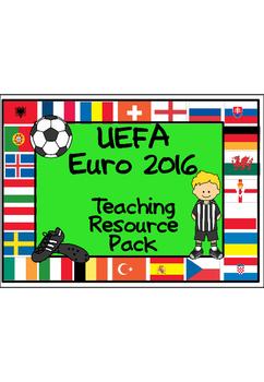 UEFA Euro 2016 Resource Pack