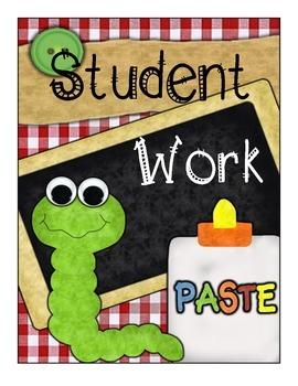 UEQ and LEQ Headers in Cute School Worm Theme
