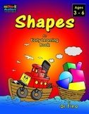 UFEES and Friends SHAPES Book