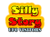 UFO Visitors: Listening Dictation and Silly Story For Colo