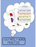 UG FAMILY WORKBOOK