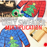 UGLY SWEATER CHRISTMAS MATH PROJECT