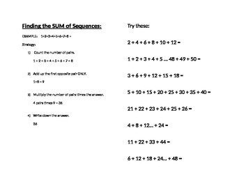 UIL Elementary Number Sense practice book part 1