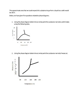 UIL Science Phase Diagrams