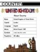 UK Activity Set / 70 pages