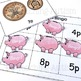 UK Coins, British Coins, Bingo, Game