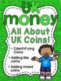 UK Money Unit (UK Coins Practice in Pence and Pounds)