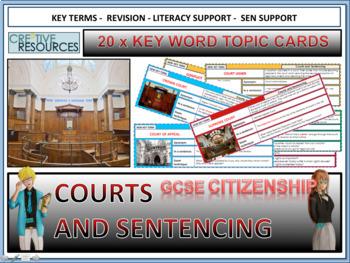 UK Courts, Sentencing and Judiciary