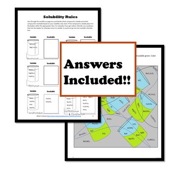 UK EnglishBundle:Solubility Rules: Sorting Compounds and Coloring