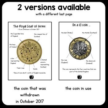 UK Money Mini Book