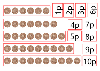 UK Money - Montessori Maths