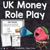 UK Money Role Play Activity